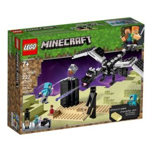 LEGO Minecraft End-striden 21151