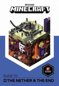 Minecraft guide to the nether and the end - an official minecraft book from