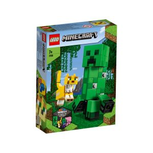 BigFig Creeper™ och ozelot, LEGO Minecraft (21156)