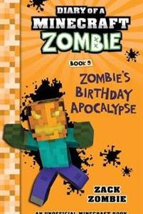Diary of a Minecraft Zombie Book 9
