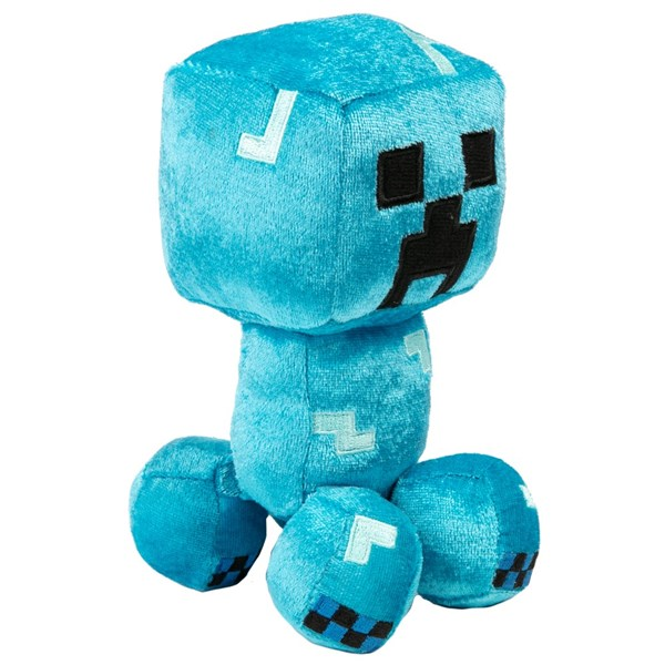 Minecraft Charged Creeper Mjukisdjur