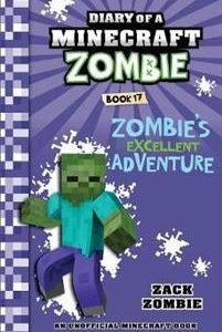 Diary of a Minecraft Zombie Book 17
