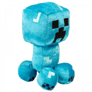 Minecraft Charged Creeper Mjukisdjur 18 cm