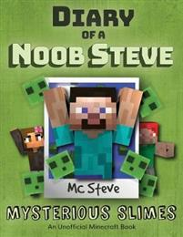 Diary of a Minecraft Noob Steve