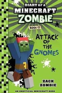 Diary of a Minecraft Zombie Book 15