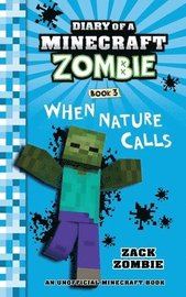 Diary of a Minecraft Zombie, Book 3