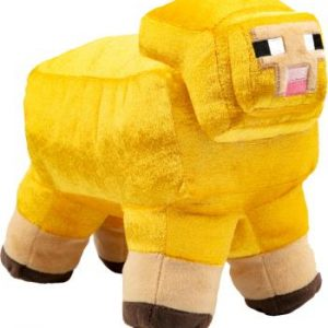 Minecraft Adventure Gold Sheep Plush (Limited Edition)