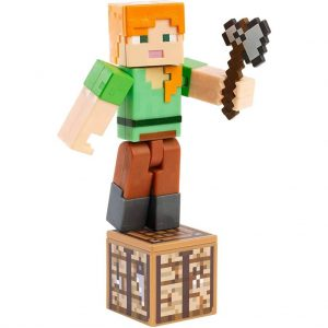 Minecraft , Comic Maker Actionfigur - Alex