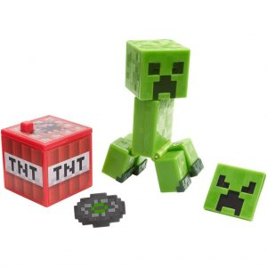 Minecraft , Comic Maker Actionfigur - Creeper