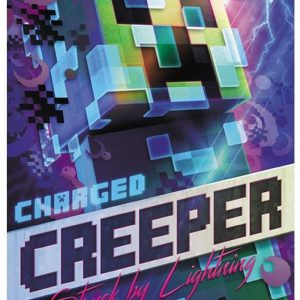 Minecraft Affisch Charged Creeper 162