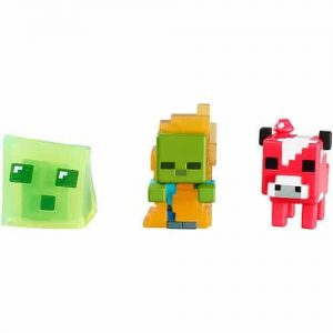 Minecraft Mini Figure 3 Pack Serie 3