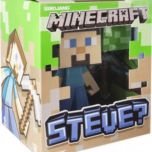 Minecraft Steve Vinyl 15 cm