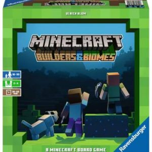Ravensburger - Minecraft Board Game (10826878)