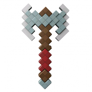 Minecraft Sound Foam Battle Role Play Dungeons Double Axe
