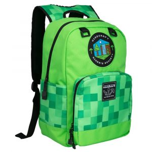 Minecraft 17 Miners Society Backpack