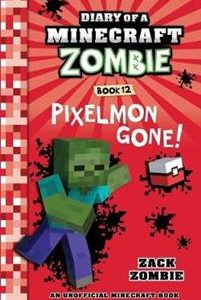 Diary of a Minecraft Zombie Book 12
