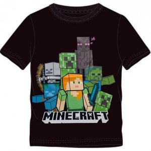 Minecraft T-shirt - Out for adventure!