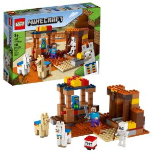 LEGO, Minecraft - The Trading Post