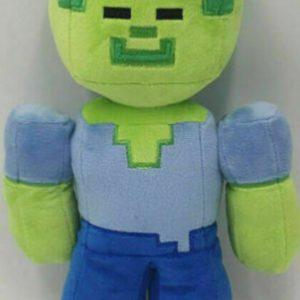 Minecraft Big Zombie Plush